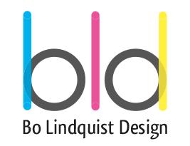 Bo Lindquist Design. Design av böcker men formger även logotyper, affischer, broshyrer, visitkort. Erbjuder även webbdesign och webbhotell.